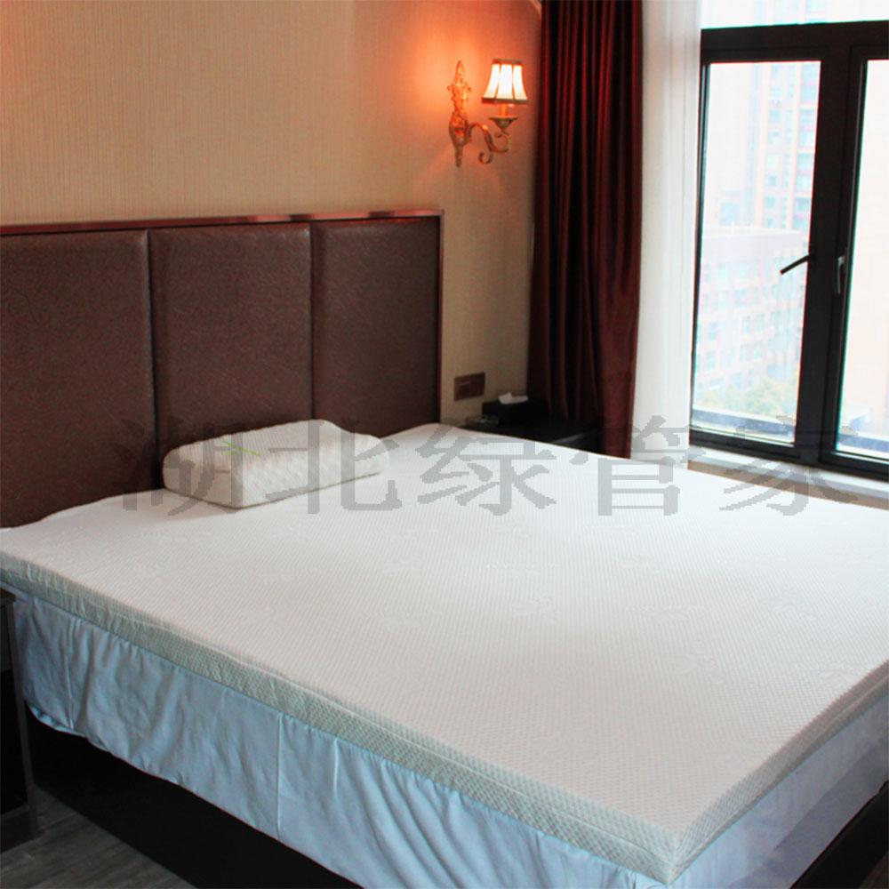 Thai para泰国纯进口贝博赞助西甲床垫正品天然贝博赞助西甲1.8米双人床垫子